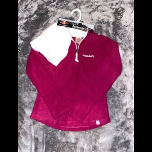 Avalanche 1/4 zip with hat / Brand New With Tags
